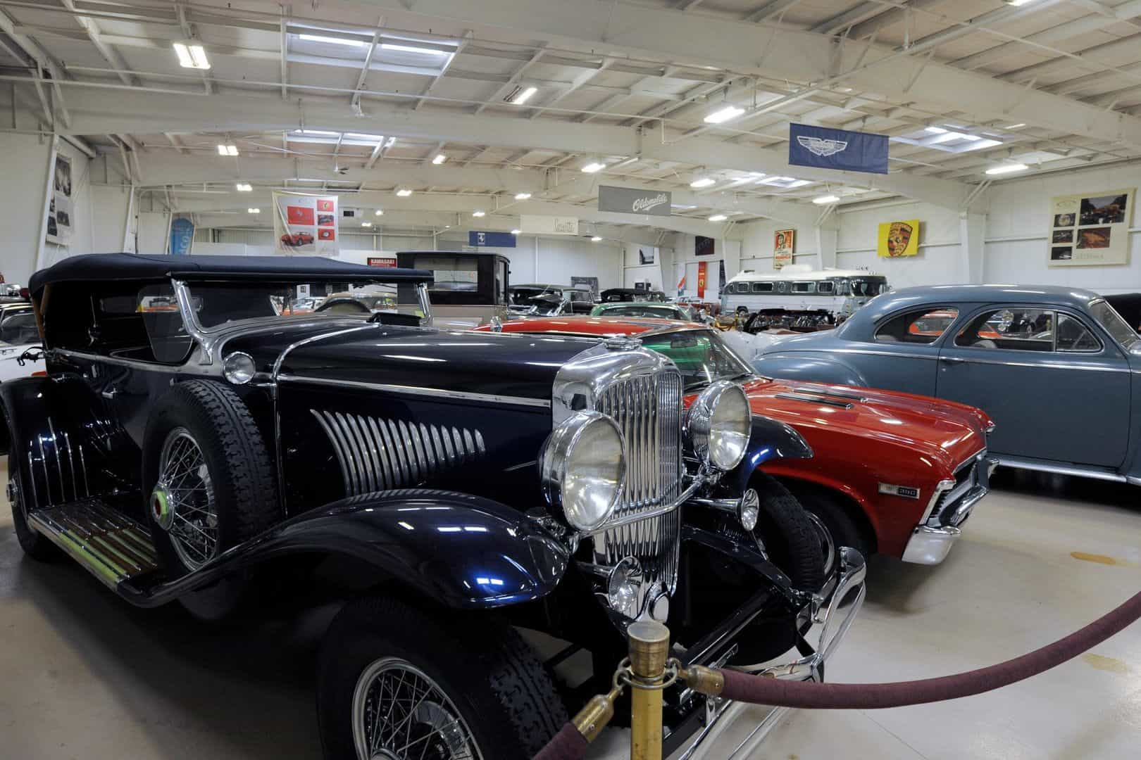 Exhibition of RM classic cars