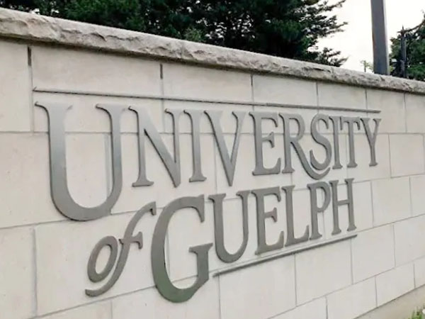 University of Guelph inscription